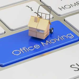 Commercial move in - move out